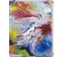 Cyclone Alert iPad Case/Skin