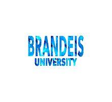 Brandeis University Photographic Print