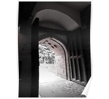 Murder Holes, Walmer Castle Poster