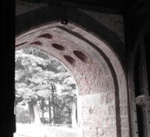 Murder Holes, Walmer Castle Sticker