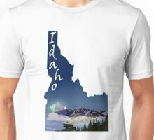 Idaho: Sun Valley Unisex T-Shirt