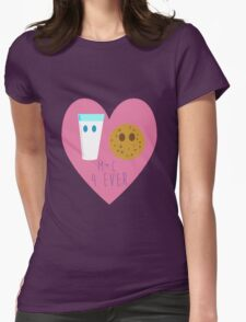 M + C 4 Ever  Womens Fitted T-Shirt