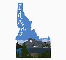 Idaho: Sawtooth Lake Unisex T-Shirt