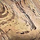 Sandstone Swirls by Tom Vaughan