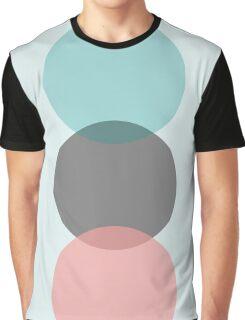 Aqua - Dots Graphic T-Shirt