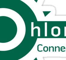 Ohlone Connections Sticker