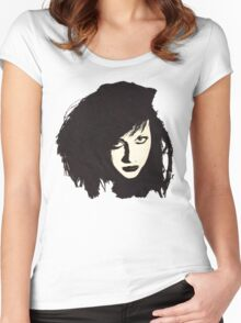 Teenage Jesus & The Jerks - Baby Doll Women's Fitted Scoop T-Shirt