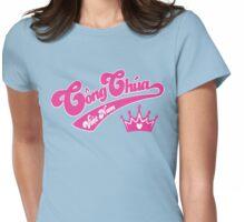 Cong Chua Vietnam (Vietnamese Princess) - Vietnamese Language T-shirt  Womens Fitted T-Shirt