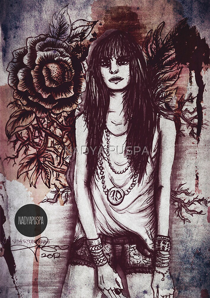 She's So Heavy by NADYA PUSPA