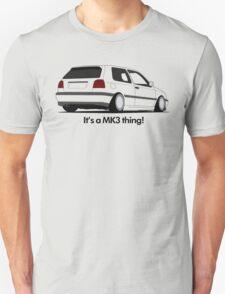 MKIII Gti Graphic T-Shirt