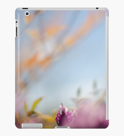 Tranquil lavender iPad Case/Skin