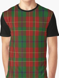 02774 Turnbull Dress Clan/Family Tartan  Graphic T-Shirt