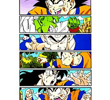 DBZ  by billistore