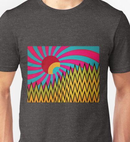 Ǎḃȱṿɇ Îẗ Unisex T-Shirt