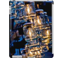 light bulbs iPad Case/Skin