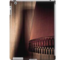 the standing lamp iPad Case/Skin