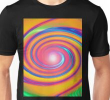 Thoughts Swirled In My Mind. Unisex T-Shirt
