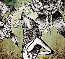 She Wolf by NADYA PUSPA
