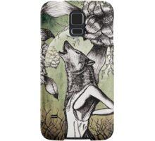 She Wolf Samsung Galaxy Case/Skin