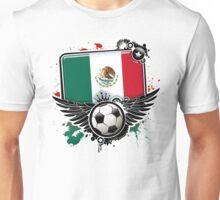 Soccer Fan Mexico Unisex T-Shirt