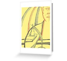 ink me Greeting Card
