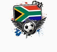 Soccer Fan South Africa Unisex T-Shirt
