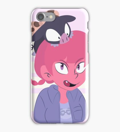 Ranma & Pechan v1 iPhone Case/Skin