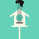 A bird stole my song by Budi Satria Kwan