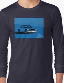 Hakosuka Gtr Skyline Long Sleeve T-Shirt