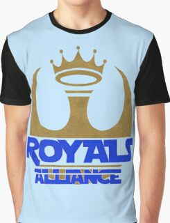 ROYALS ALLIANCE BLUE!! Graphic T-Shirt