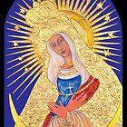 Our Lady of Ostrabrama by miladaK