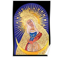 Our Lady of Ostrabrama Poster