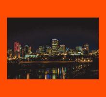 Edmonton, Alberta, Canada Kids Tee