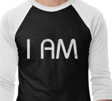 I AM  Men's Baseball ¾ T-Shirt