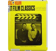 Music From Great Film Classics iPad Case/Skin
