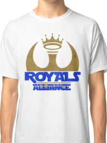 ROYALS ALLIANCE BLUE!! Classic T-Shirt