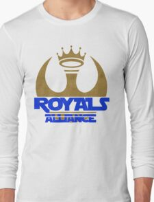 ROYALS ALLIANCE BLUE!! Long Sleeve T-Shirt