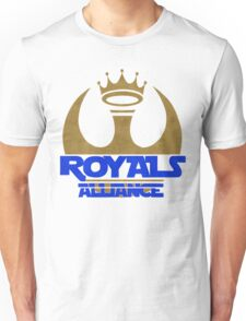 ROYALS ALLIANCE BLUE!! Unisex T-Shirt