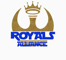 ROYALS ALLIANCE BLUE!! Men's Baseball ¾ T-Shirt
