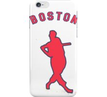 the greatest hitter who ever lived. iPhone Case/Skin