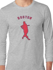 the greatest hitter who ever lived. Long Sleeve T-Shirt