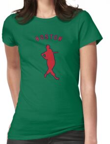 the greatest hitter who ever lived. Womens Fitted T-Shirt