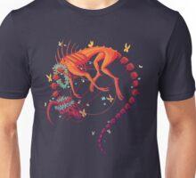 Floral Phantom Unisex T-Shirt