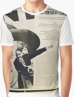 Music From Great Film Classics, Citizen Kane Graphic T-Shirt