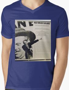 Music From Great Film Classics, Citizen Kane Mens V-Neck T-Shirt
