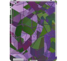 Psychedelic Geometric Pattern  iPad Case/Skin