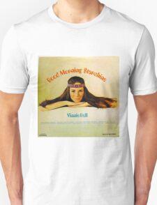 Good Morning Starshine, 60's Hippie Girl Album Cover Unisex T-Shirt