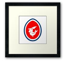 Sharchick Framed Print