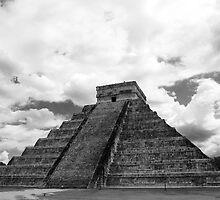The Temple of Kukulkan by Gary Chapple