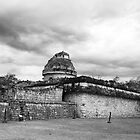 The Observatory of Chichen Itza by Gary Chapple